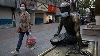 China: Wirtschaft schrumpft erstmals seit Jahrzehnten