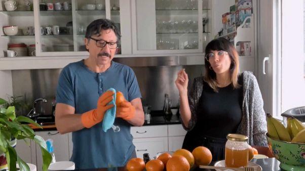 'Diarios de la Cuarentena' - RTVE