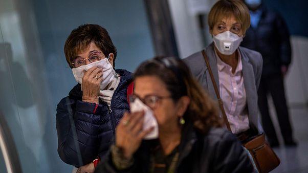 Spagna, contagi in aumento