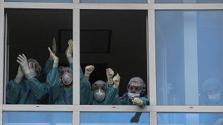 """""""Estado da União"""": Pandemia poderá exigir controlos até 2022"""