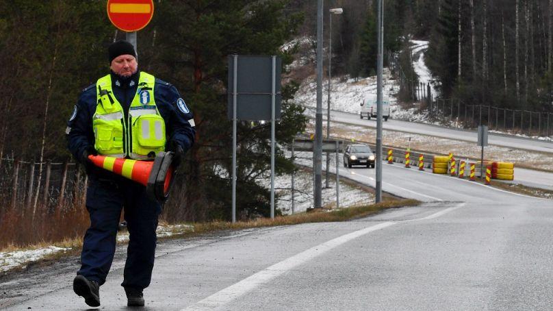 Jussi Nukari/Lehtikuva via AP