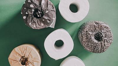 Manufacturing toilet paper does a lot of environmental damage.