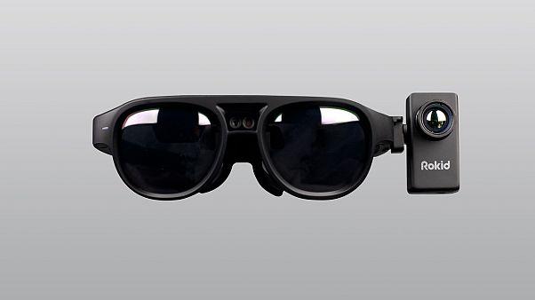 تصویری از عینک تی۱ ساخته شرکت راکید چین
