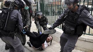 Clashes with police over religious gatherings