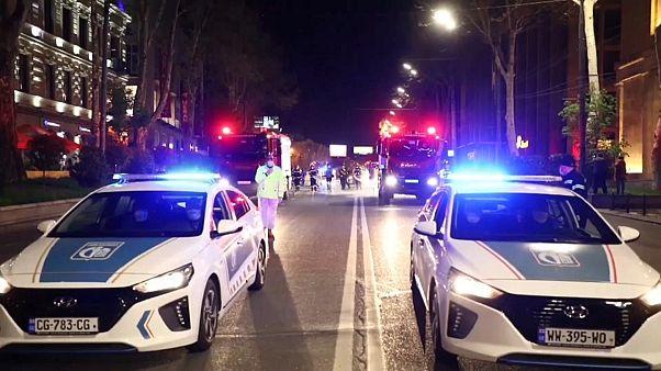 В Грузии запретили легковые автомобили