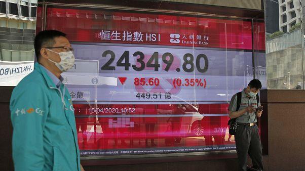 من أسواق هونغ كونغ الاقتصادية