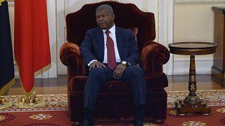 O Presidente de Angola, João Lourenço
