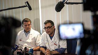 پروفسور یزدانپناه مسئول ایرانیتبار مقابله با کرونا در فرانسه به ویروس مبتلا شد
