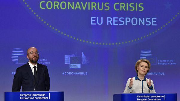 Virus Outbreak Belgium Europe
