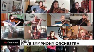 Música contra la pandemia de la Orquesta de RTVE
