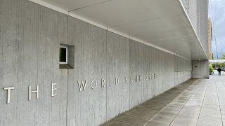 البنك الدولي في واشنطن