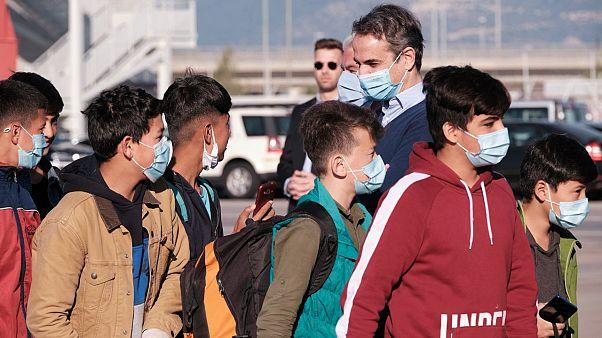 Ελλάδα: Μετεγκατάσταση 50 ανηλίκων προσφύγων στη Γερμανία