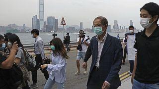 Festnahmen in Hongkong - Schlag gegen Demokratiebewegung