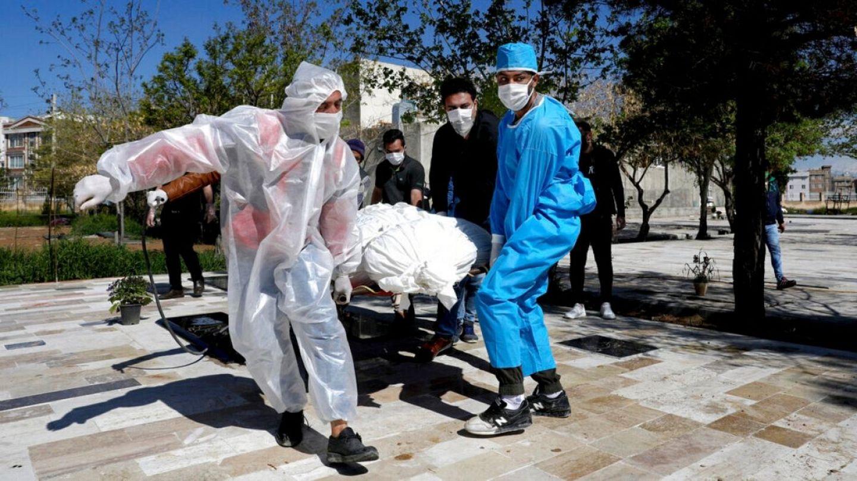 وزارت بهداشت ایران: شمار جانباختگان کرونا از ۵ هزار نفر فراتر رفت |  Euronews