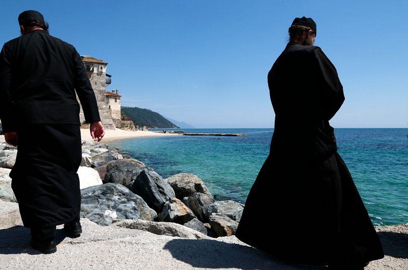 Κορονοϊός: Κλειστό για τους προσκυνητές το Άγιο Όρος