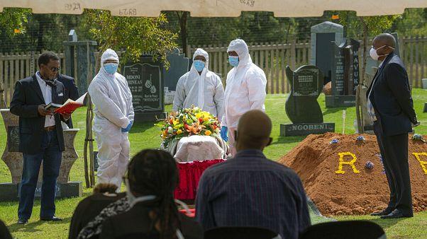 WHO warnt vor Corona-Epidemie in Afrika