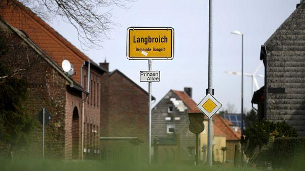 Langbroich, near Heinsberg. -