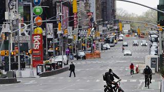 ABD'nin New York kenti