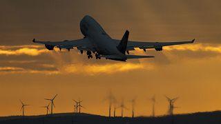 طائرة لوفتهانزا