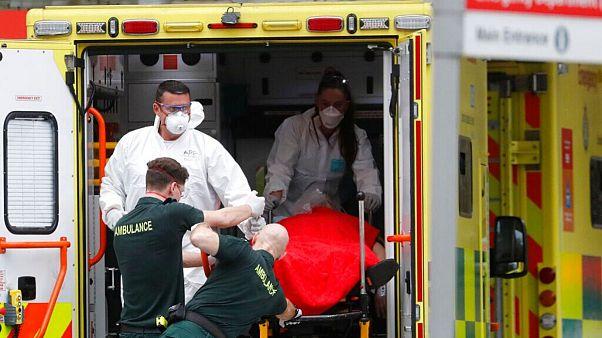 تلفات کرونا در خانههای سالمندان بریتانیا ممکن است ۵ برابر تخمینها باشد