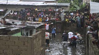 فيضانات في الكونغو/ أرشيف