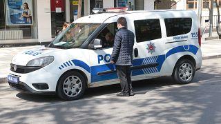 Polis ve zabıta ekipleri, sokağa çıkma kısıtlamasında denetimlerini sürdürdü