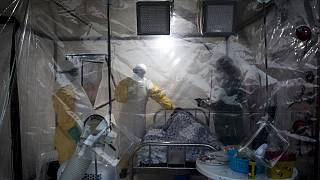 Ebola hasta tedavisi (Arşiv)