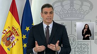 Espanha prolonga confinamento obrigatório até 9 de maio