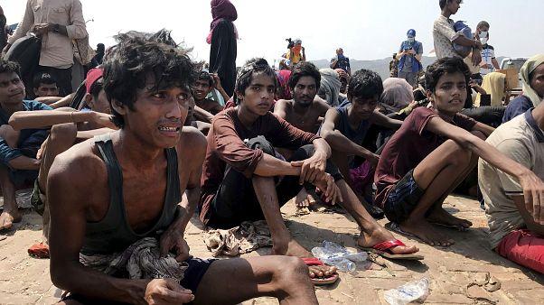 Rohingya mülteciler