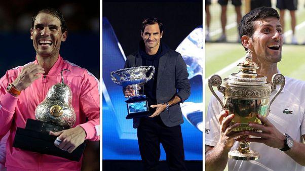 سه غول دنیای تنیس برای حل مشکلات بازیکنان زیاندیده از ویروس کرونا آستین بالا میزنند