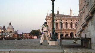 La crise du Coronavirus pousse Venise à repenser son modèle touristique