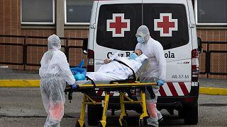 Spanien: Weniger Covid-19-Tote innerhalb von 24 Stunden