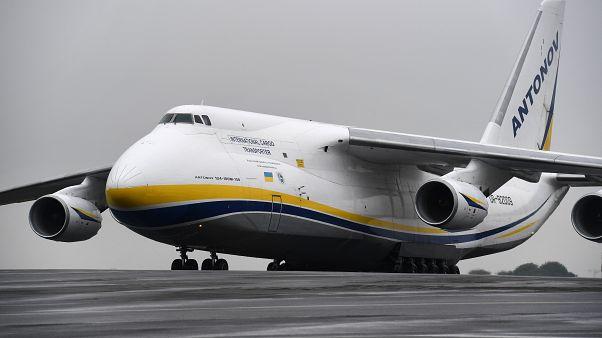 طائرة أنتونوف إن 225 مريا الأوكرانية