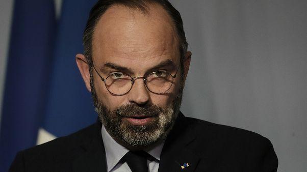 Fransa Başbakanı Edouard Philippe