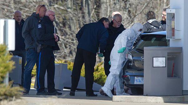 Καναδάς: Ένοπλος σκότωσε τουλάχιστον δέκα ανθρώπους