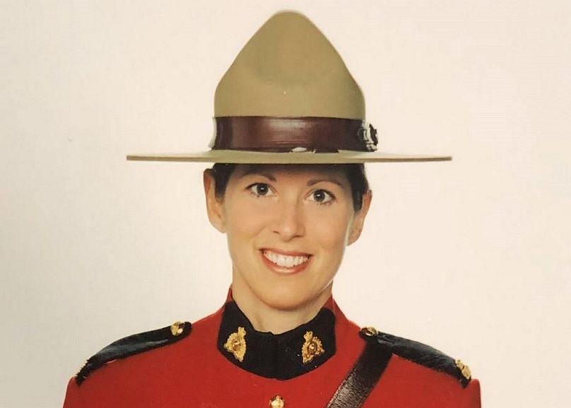 AFP / Real Policía Montada de Canadá en Nueva Escocia