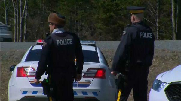 Число погибших в результате стрельбы в Канаде выросло до 17 человек