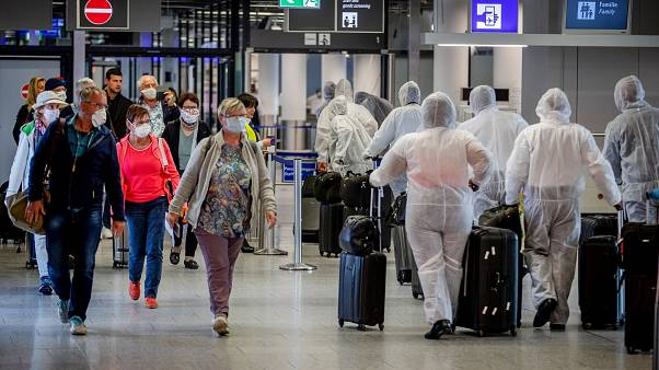 Coronavirus latest: Some European countries set to ease restrictions