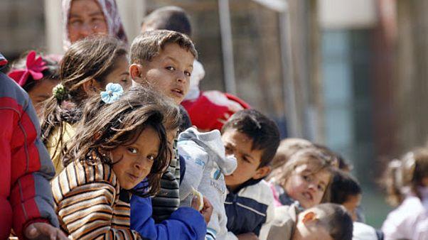 UNICEF salgınla durumu daha da kötüleşen Ortadoğu ve Afrika'daki çocuklar için ek bütçe talep etti