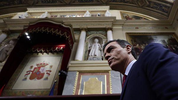 Koronavírus: Sanchez vihart kavarhat az EU-csúcson