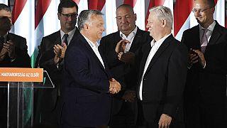 Hungary Politics Elections