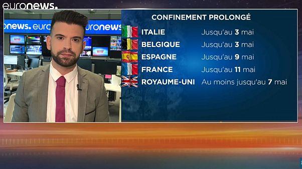Coronavirus : quel programme pour le déconfinement en Europe?