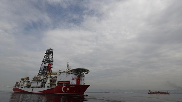 Turkey Cyprus Drilling