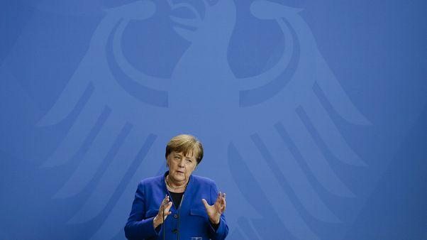 """Merkel: """"Dürfen uns keine Sekunde in Sicherheit wiegen"""""""