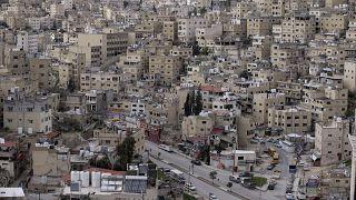 شوارع مقفرة في العاصمة الاردنية عمان - 2020/03/21