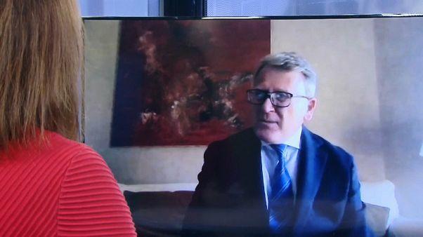 EU-Sozialkommissar Nicholas Schmit im Euronews-Interview