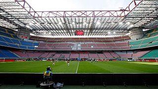 رئیس یوفا: لیگهای اروپا آماده برگزاری بازیها در ورزشگاههای خالی هستند