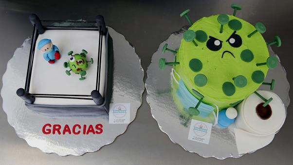 El dulce antídoto contra el coronavirus de dos hermanas mexicanas