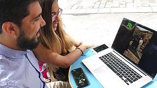 Pandemi nedeniyle video uygulamalarına olan ilgi arttı. Arşiv