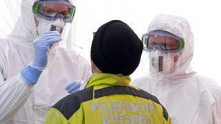 ألمانيا تعلن أنها تتكفل بنفقة علاج أوروبيين مصابين بكورونا نقلوا إلى مستشفياتها